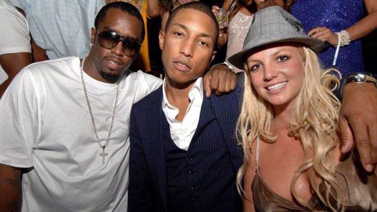 Pharrell Williams stojící za Happy vytvořil kariéru Britney Spears! A dalších 6 faktů, co jste o něm nevěděli!