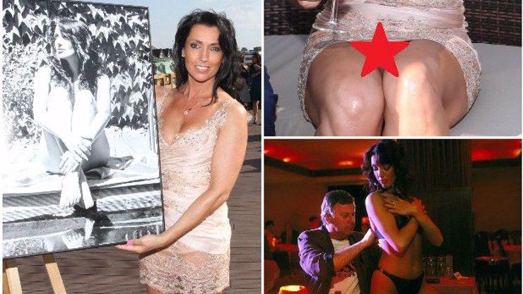 Hvězda Discopříběhu má na krku skoro padesátku, přesto se neváhala vysvléknout do naha a ukázat kalhotky!
