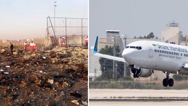 Velká tragédie: V Íránu se zřítilo letadlo Boeing 737, zemřelo všech 176 lidí na palubě