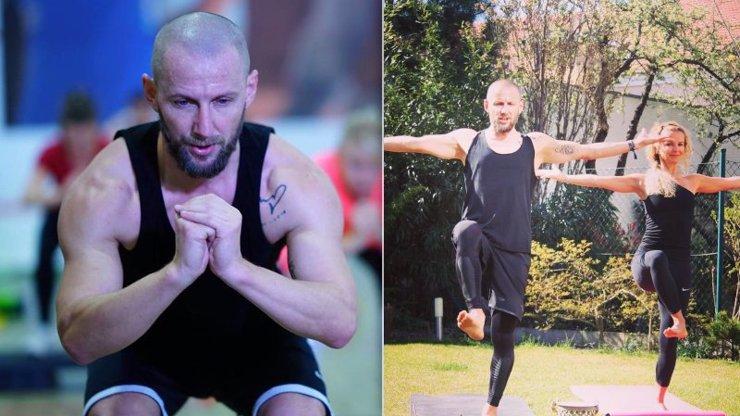 Zemřel v přímém přenosu: Oblíbený fitness trenér z Bratislavy zkolaboval při online tréninku