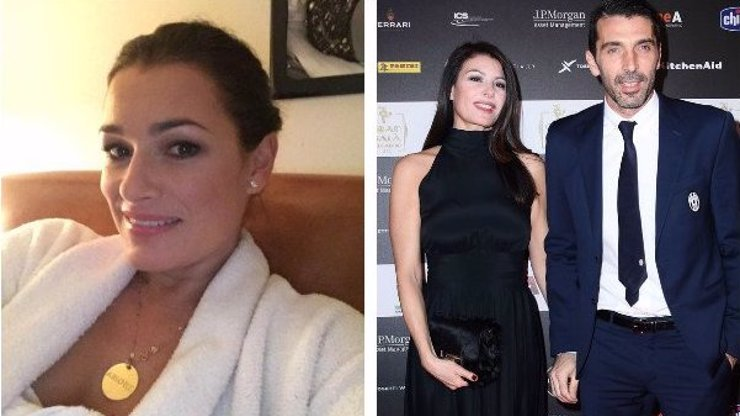 Fotbalový brankář Gigi Buffon promluvil o manželství se Šeredovou: Bylo to utrpení, tvrdí