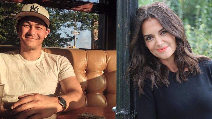 Katie Holmes ví, že láska prochází žaludkem: Dala se dohromady se slavným šéfkuchařem
