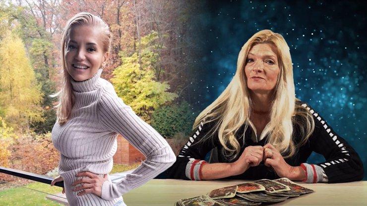 Vědma Kudláčková o budoucím štěstí Dary Rolins: Rozbitou minulost už zpěvačka neslepí