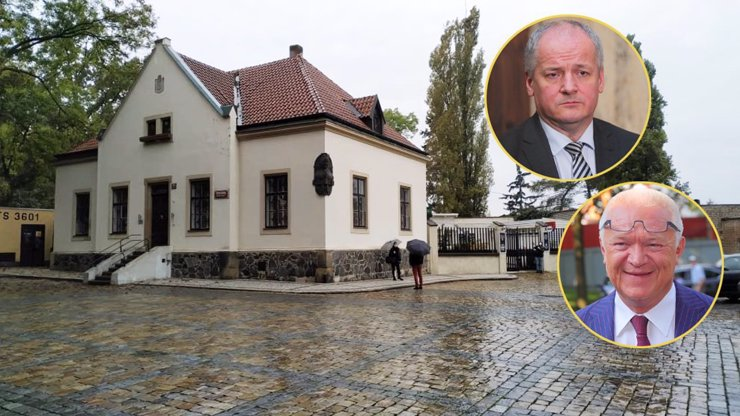 Další odhalená postava z Vyšehradu: S Prymulou a Faltýnkem byl v restauraci i syn fotbalového bosse Gottvalda