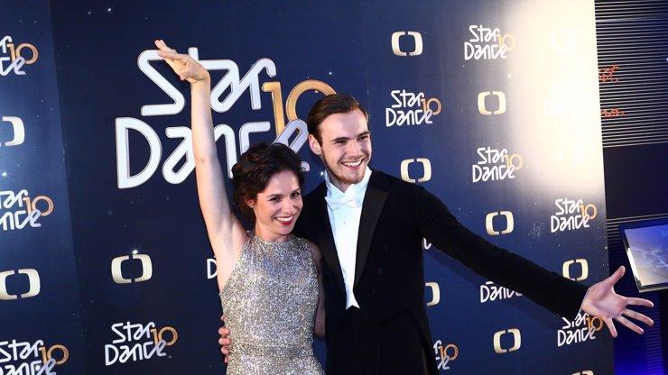Vítěz ze StarDance Dominik Vodička se oženil: Na svatbu pozval i partnerku Veroniku