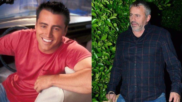 Joey z Přátel slaví 53: Matt LeBlanc byl šedivý už v dobách své největší slávy