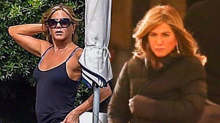Jennifer Aniston nezvládá stárnutí: Stydí se za každou vrásku a každou chvíli pláče