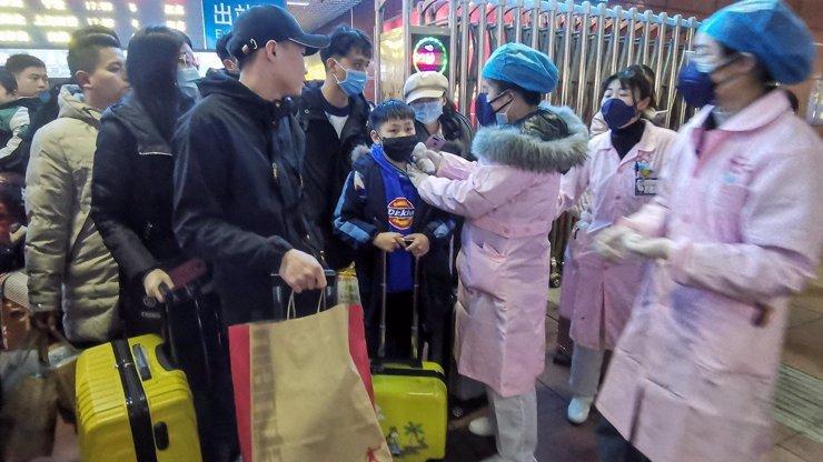 Belgie potvrdila pacienta s koronavirem: Muž cestoval z Číny v letadle s pěticí Čechů