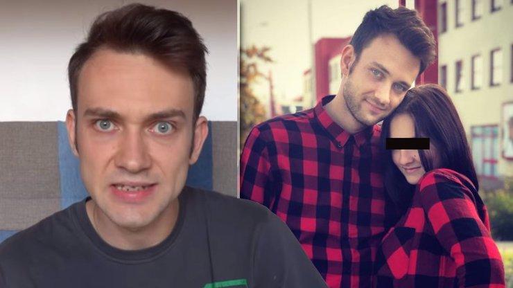 Ty jeden pedofile: Youtuber Ondra Vlček se vrátil ke 14leté Verunce, lidé mu za to nadávají