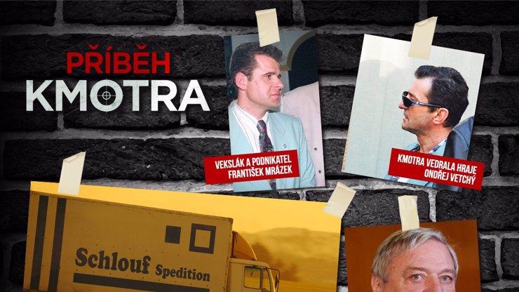 Příběh kmotra: Kdo byl kdo v případu zavražděného Františka Mrázka