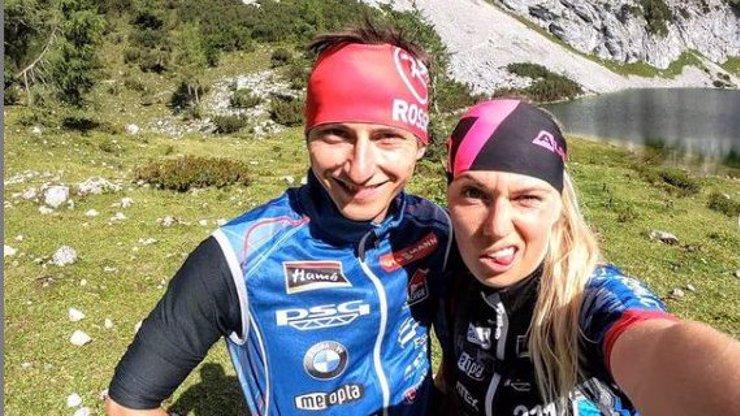 Jepičí manželství Puskarčíkové: Po Koukalové se rozvádí další krásná biatlonistka