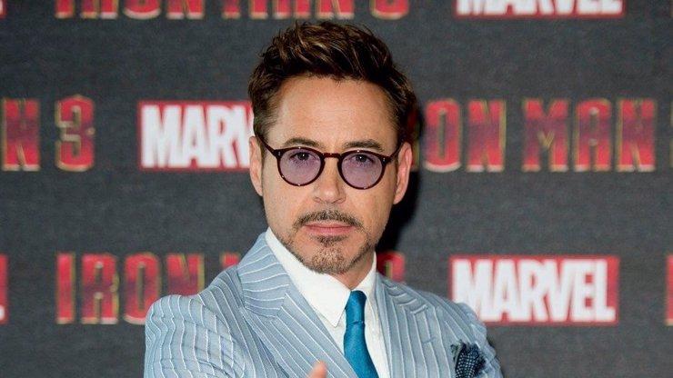 Iron Man Robert Downey Jr. přepisuje dějiny: V Hollywoodu mu chystají největší výplatu všech dob. Chcete vědět, kolik dostane?
