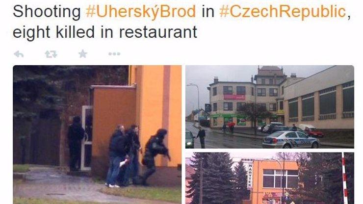 Masakr v Brodě: Česko je středem zájmu, tragédii sledují všechna významná světová média