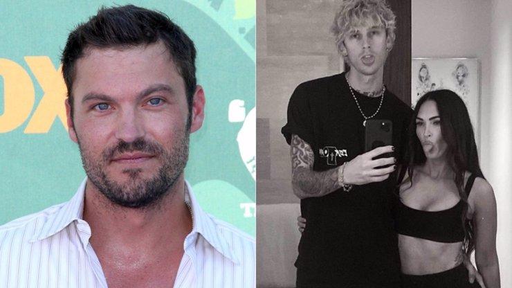 Brian Austin Green otevřeně: Jak se dozvěděl o vztahu Megan Fox s Machine Gun Kellym