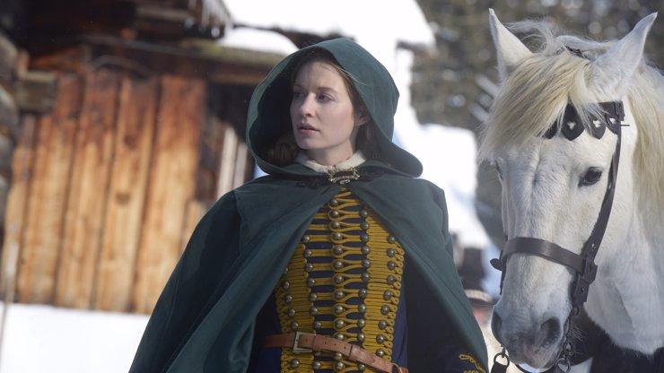 Zajímavosti o pohádce O zakletém králi a odvážném Martinovi: Herci trpěli v extrémních mrazech
