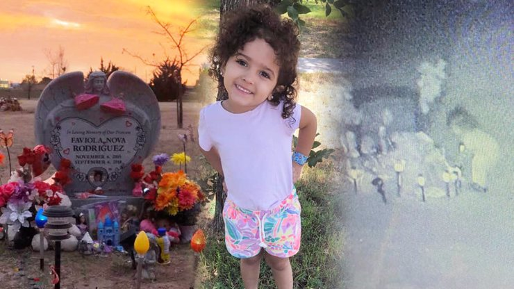 Matka tragicky přišla o dvouletou dceru: Její duch si chodí hrát k vlastnímu hrobu