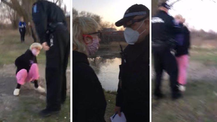 Strážník zfackoval ženu: Problémy s ním byly už dříve, ani nesepsal záznam, říká nadřízený