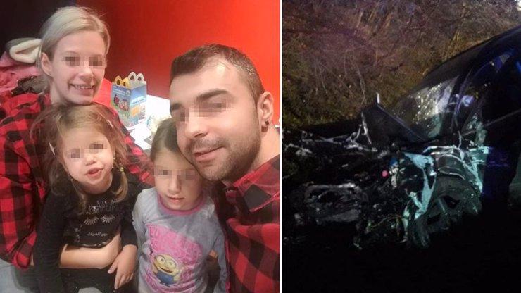 Emička (5) ochrnula, babička je bez ruky: Mladík (19) letěl protisměrem a rodině zničil život