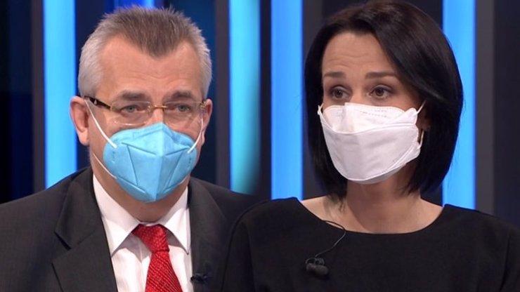 Jaroslava Tvrdíka grilovala česká CNN za roušky. Nejsem ve střetu zájmů, odmítl kritiku