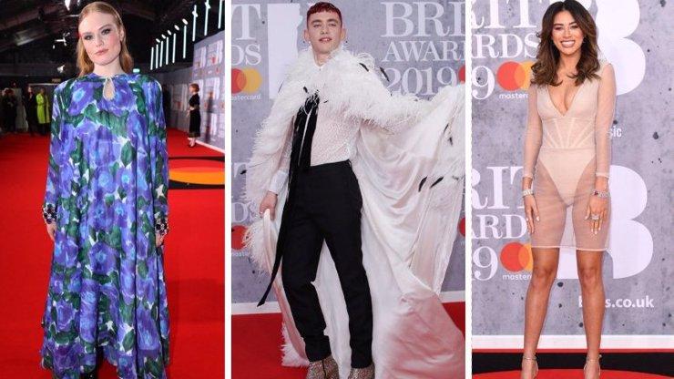 Nejpříšernější outfity na Brit Awards 2019: To bylo zase módních přešlapů! GALERIE