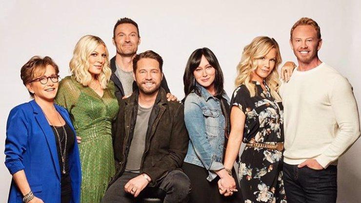 Prokletí herců z Beverly Hills 90210: Seriál obchází smrt, rakovina a další rány osudu