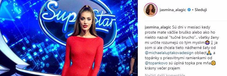 Jasmina Alagič vystavila NAHÉHO RYTMUSE před celým národem!