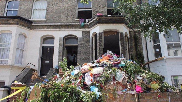 Hrůza! Dům za 13,5 milionu byl plný odpadků