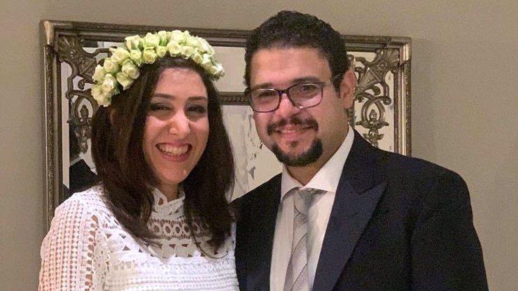 Po svatbě letěli za lepším životem: Novomanželé zemřeli v letadle, které sestřelil Írán