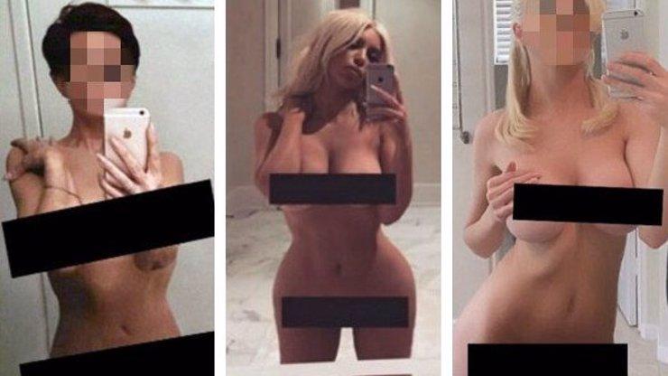 Nahá Kim Kardashian má své následovnice: Nejvíc překvapila tahle šedesátnice!