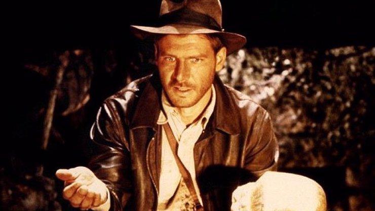 10 zajímavostí o filmu Indiana Jones a dobyvatelé ztracené archy