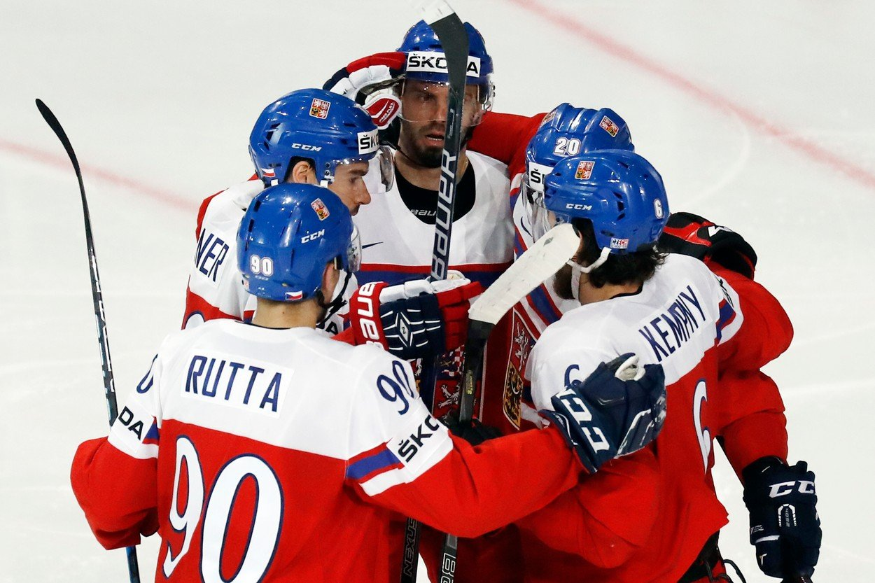 Češi rozmetali Slovinsko 5:1! Další zápas je čeká v neděli proti nadupané Francii