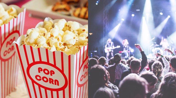 Velké rozvolnění už o víkendu: Do kin se vrací popcorn a další změny