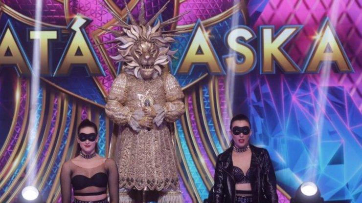 Zlatou masku opustil Lev: Nikdo z porotců neuhádl, že se v kostýmu ukrývá známý herec