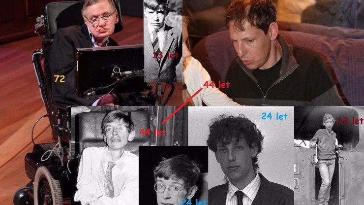 Stanislav Gross a Stephen Hawking v běhu času se stejnou nemocí: Hrůzná ALS Hawkinga ušetřila, Gross s ní zřejmě prohraje!