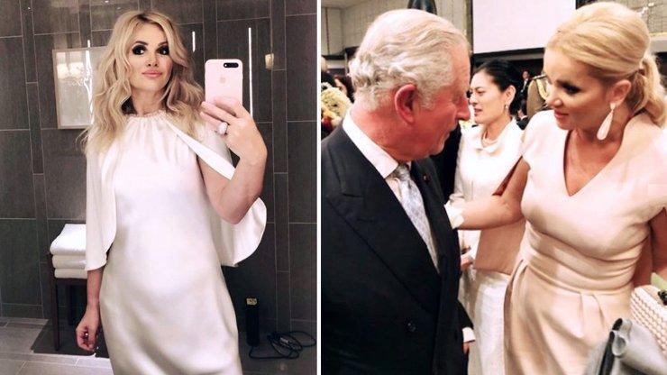 Selfie na záchodě a osahávání prince? Babišová je vedle a potřebuje pomoc, říká odborník