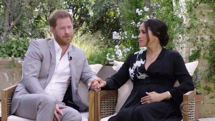 Skandální rozhovor: Přikloní se Češi k Meghan a Harrymu, nebo k Buckinghamskému paláci