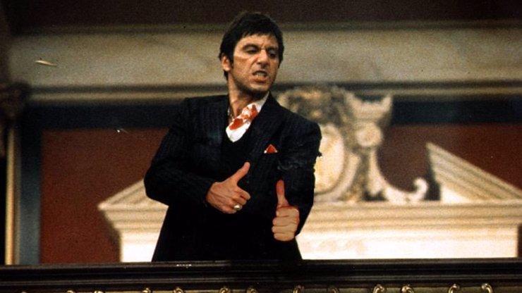 Al Pacino slaví 80. narozeniny: Tony Montana a mafián z Kmotra byl v mládí prostitut