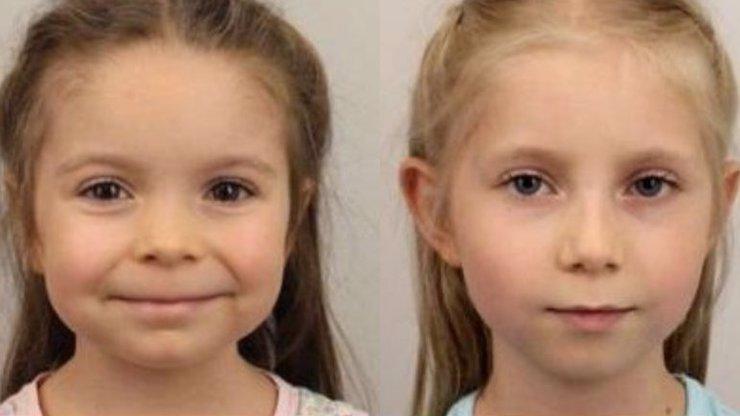 PÁTRÁNÍ: Po Kristince (6) a Barborce (9) se slehla zem. Pomozte holčičky najít!