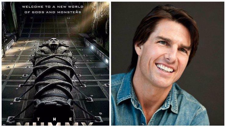 Tom Cruise to v létě zase rozjede! Do kin jde nová Mumie!