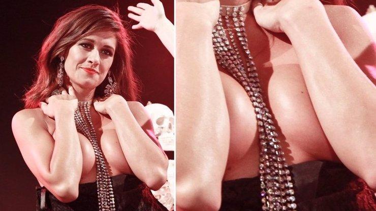 Petra Faltýnová a její neforemné silikony slaví 39. narozeniny. 13 fotek, kde se bejvalka Leoše Mareše tváří hrozně moc sexy