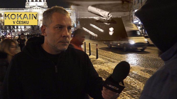 ROZHOVOR: Položí KOKAIN na parapet a policii se vysmívají! Takhle v Praze pracuje mafie