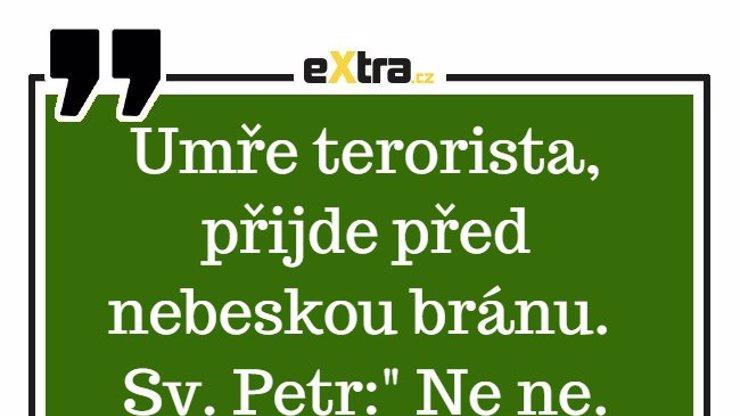 Před teroristy není v bezpečí ani Svatý Petr