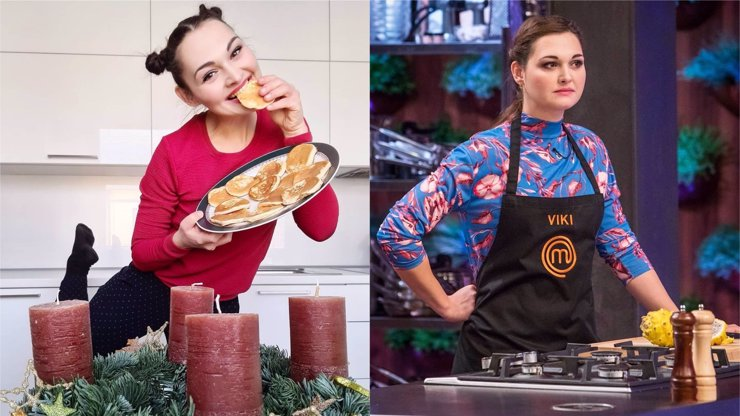 Hvězda MasterChefa přes Vánoce hřeší: Oblíbená Viki na sebe práskla, bez čeho se neobejde