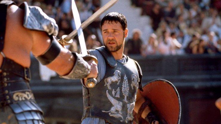 5 důvodů, proč patří film Gladiátor ke kultovním snímkům současnosti!