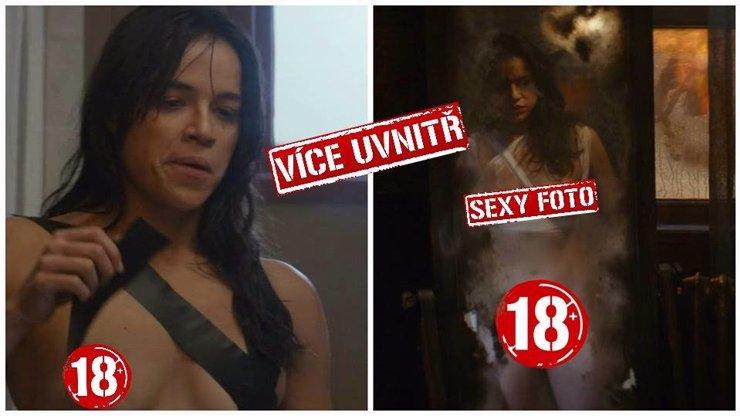 Hvězda Rychle a zběsile a seriálu Ztraceni Michelle Rodriguez se svlékla donaha. UKÁZALA VŠECHNO!
