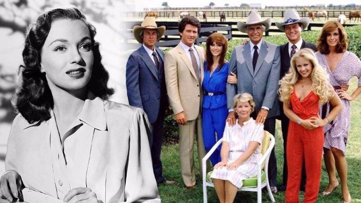 Hvězda seriálu Dallas zemřela pouhý den po oslavě narozenin. Dožila se 98 let