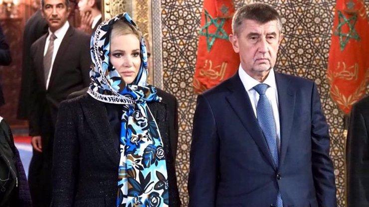 Monika Babišová okouzlila luxusním šátkem v Maroku: Stál jako vagon marokánek!