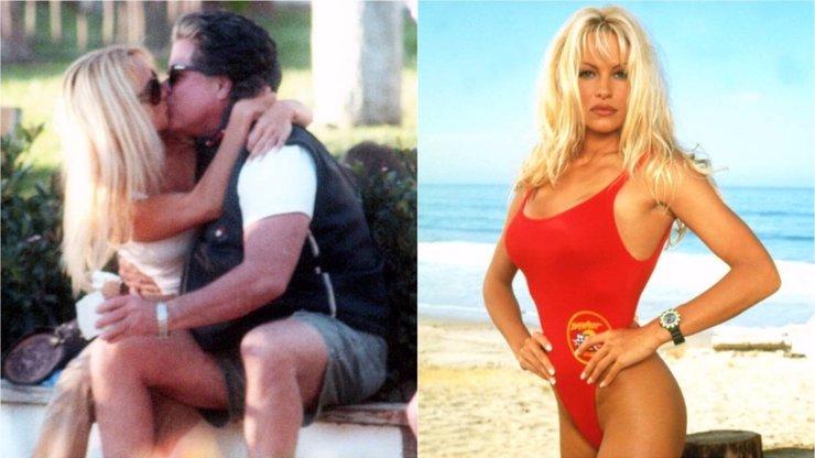 Pamela Anderson se rozešla s manželem: Vztah s miliardářem šel za 12 dní k šípku