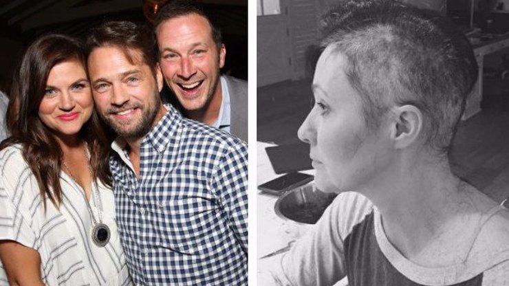 Dojemné setkání herců z Béháčka: Co vzkázal Brandon své rakovinou nemocné