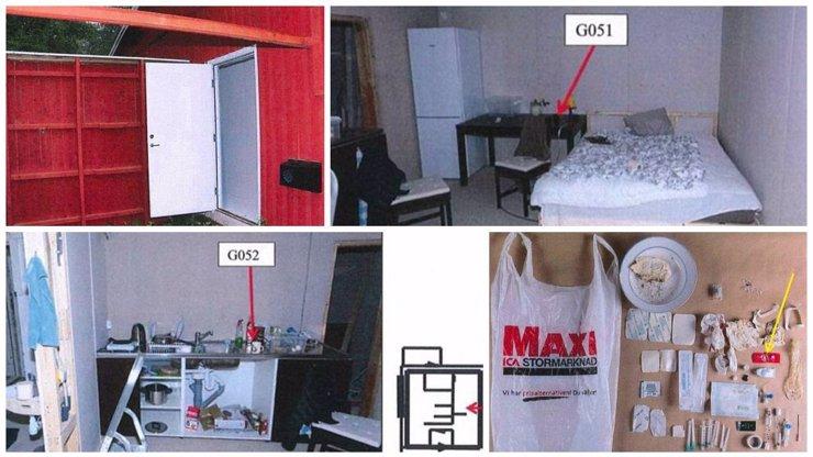 Uvnitř bunkru švédského Fritzla: Podívejte se, kde muž věznil a znásilňoval svou oběť!